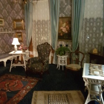 Mary Austin's sitting room