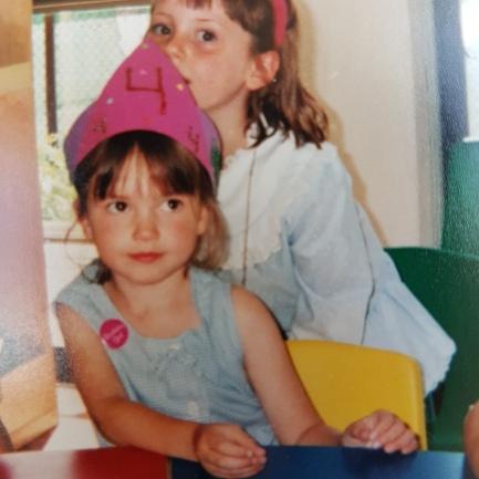 4th birthday at Sunnybrook Creche